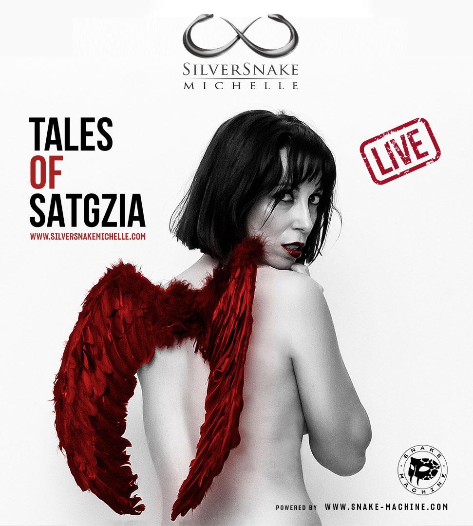 Silversnake Michelle - Tales Of Satgzia