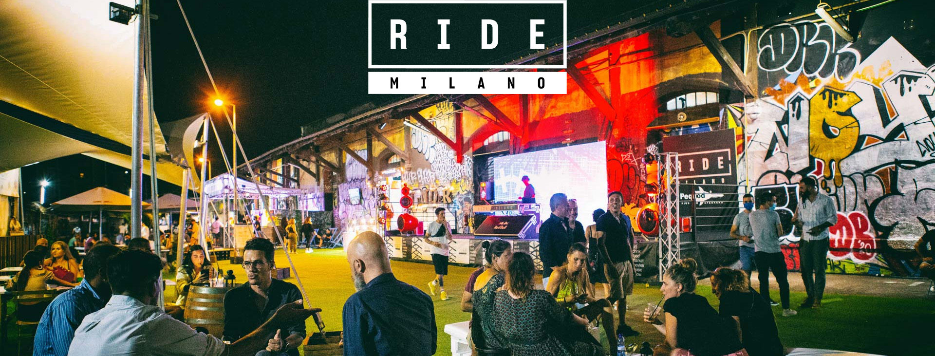 RIDE MILANO